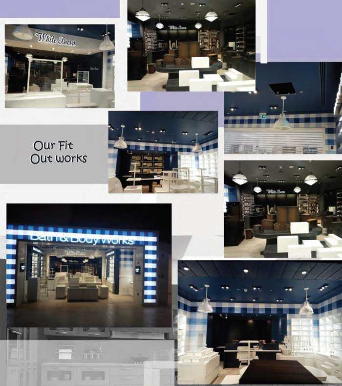Fit-Out Services in Bahrain